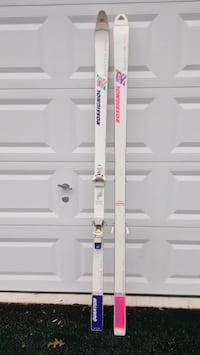 Straight skis 195cm Germantown