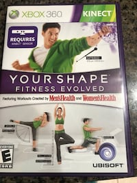 Xbox connect - Your shape fitness 2228 mi