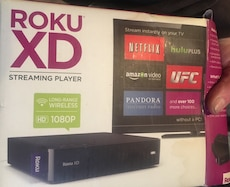 Used, Roku Xd Streaming 1080P Player Box for sale  Dale, WI