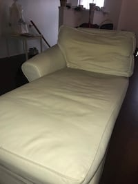Couch, Sofa, Chaise (removable white covers that can be dyed if desired) Ajax, L1T 0C1