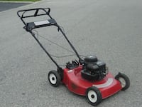 """QUICK SALE TODAY $120.00 FIRM 21"""" BRENTWOOD 3.75 HP + SELF PROPELLED LAWNMOWER!"""