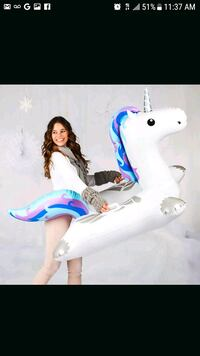 Unicorn tube 4ft Clarksville