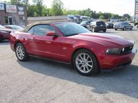 2010 Ford Mustang 2dr Conv GT Clarksville, 37042