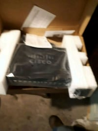 Cisco networking system brand new in box Mississauga, L4T 1K3