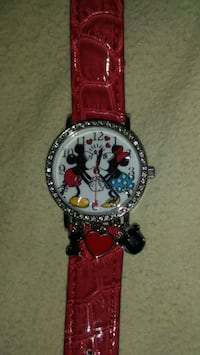 Women's Mickey Minnie mouse watch Milwaukee, 53204