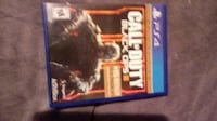 Call of Duty Black Ops 3 PS4 game case 740 mi