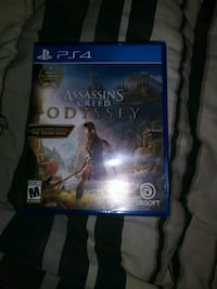 Assassin's Creed odyssey PS4 game case Aurora, 80013