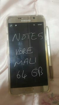Samsung galaxy note 5  Asan-si, 336-060