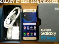 Galaxy S7 Edge 32GB UNLOCKED (Like New)  Arlington