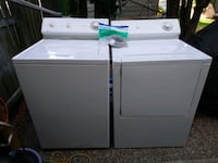 Matching MaytagTop Load Washer and Dryer  Edmonton, T5E 2T9