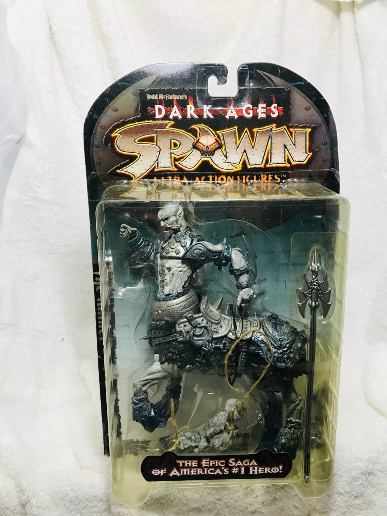 "Mcfarlane Spawn The Dark Ages 7/"" Action Figures Varaition"