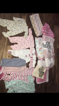 Baby clothes and blankets  Oklahoma City, 73139
