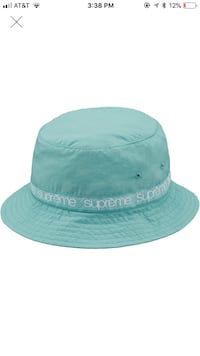 Supreme Bucket Hat Los Angeles, 90008