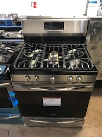 "New Frigidaire 30"" gas stove 5 burners 6 months warranty  Baltimore, 21215"
