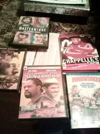 Large collection of DVD movies Lancaster, 93535