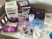 assorted plastic bottles and boxes