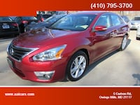 2013 Nissan Altima for sale Owings Mills