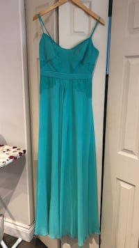 BCBG mint green chiffon dress Oakville, L6L 4G7