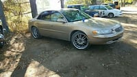 2001 buick regal ls for trade
