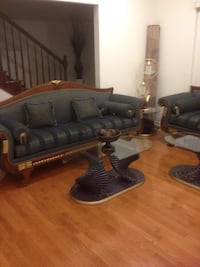 Beautiful one of a kind living room set furniture