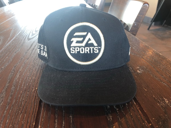 Used black and white Adidas cap for sale in Norwalk - letgo fdfcbe9054f3