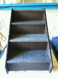 Dog stairs Des Moines, 50312