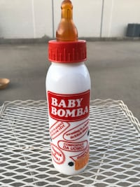 Baby bomba 1970's/drink container