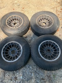 Dodge ramcharger wheels Columbia