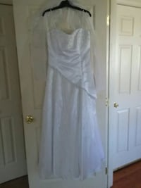 New Wedding Dress Greeneville