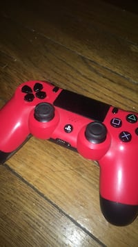Red and Black Play Station Controller Washington, 20019
