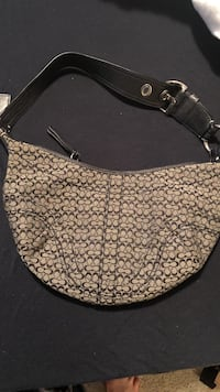 Barely used Coach purse