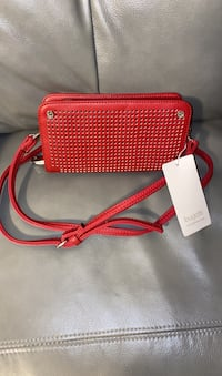 RFID Brand New Red Wallet Purse (w/ tag) Toronto, M8V 0E5