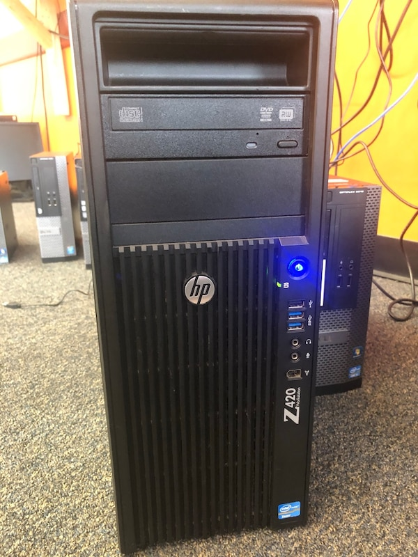 Hp Z420 Workstation Drivers Windows 7 64 Bit
