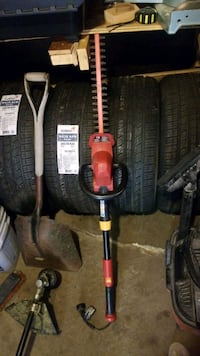 Homelite hedge trimmer / pole saw  Edmonton, T5L 1P9
