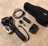 Dji osmo plus with extra battery Toronto, M1P 4T9