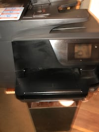 Beautiful printer scanner fax and copier. Like new!