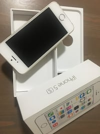 iPhone 5s Rose Gold/White 32GB Little Falls, 07424