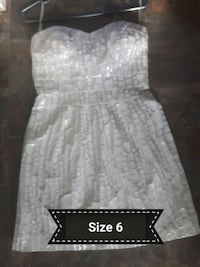 American eagle white dress Edmonton, T5E 3S4