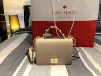 Kate Spade Maisie Serrano Place Pearl Mini Crossbody Bag