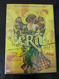 ERA COMPLETE VIDEO COLLECTION DVD