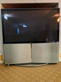 "60"" SONY projection TV   Manassas, 20110"