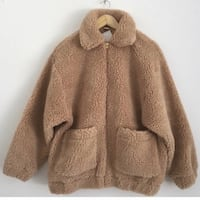 H&M Teddy Coat
