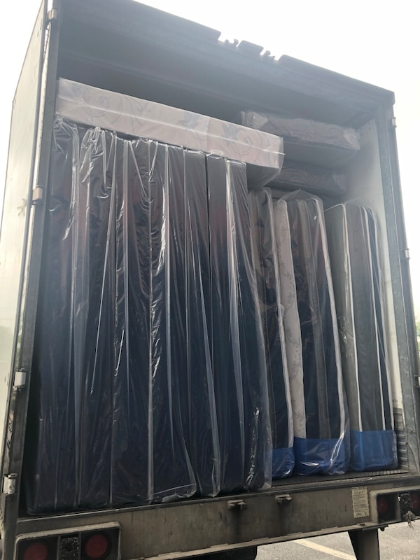 Truckload mattress sale with free delivery