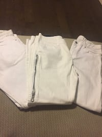 Stylish Distressed Mens white jeans  Oklahoma City, 73142