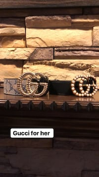 Gucci belts women  Calgary, T1Y 3B6
