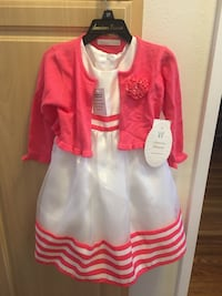 Toddler dress occasion wear