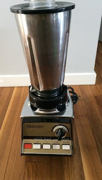 stainless steel Osterizer home appliance Calgary, T2Z 0J3