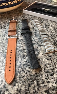 Apple Watch Bands (Set of 3) Series 2 (38) by Fullmosa Toronto, M5H 2V6