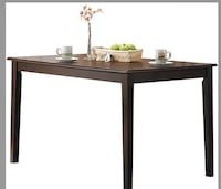 """Dining table 48"""" London, N6A"""