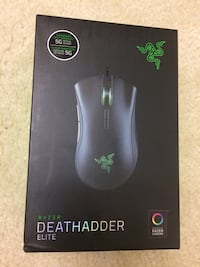Razer DeathAdder Elite Gaming Mouse and EagleTec Mechanical keyboard Annandale, 22003